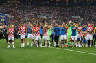 Russia World Cup France - Croatia