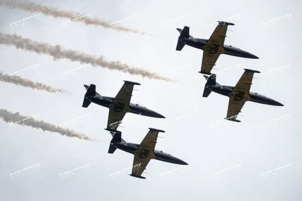 The Victory Is Where We Are aviation festival in Novosibirsk Region