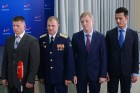 Introduction of Roscosmos cosmonaut candidates