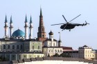 "Air show ""I Choose the Sky!"" in Kazan"