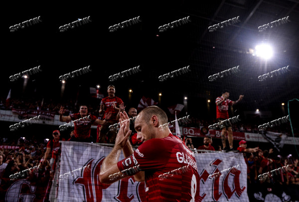 Football. UEFA Champions League. Spartak vs. PAOK