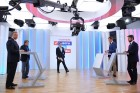 Moscow Mayor candidates hold TV debate on Moskva 24 Channel