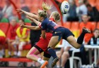Rugby Europe Women's Sevens. Round 2