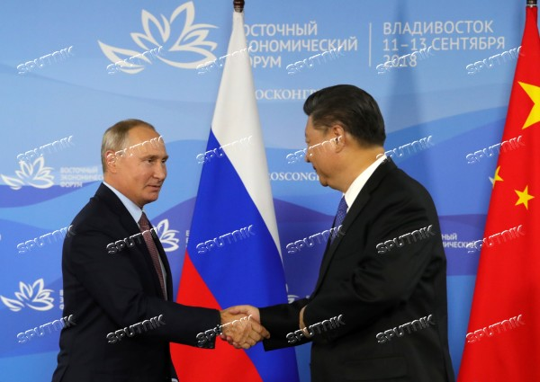 President Putin's working trip to Far Eastern Federal District. Day two