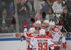 Russia Ice Hockey Spartak - Avtomobilist