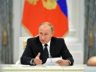 President Putin meets with newly elected heads of Russian consituent entities