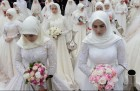 Russia Chechnya Mass Wedding