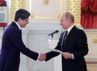 President Putin receives foreign ambassadors' credentials