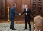 Russian President Vladimir Putin appoints Rady Khabirov Acting Head of Bashkiria