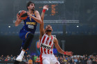 Russia Basketball Euroleague Khimki - Olympiacos