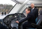 Prime Minister Medvedev holds meeting on Russian Railways development program for 2015