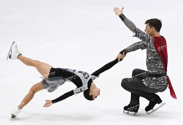 Finland Figure Skating Pairs