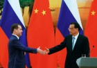 Prime Minister Dmitry Medvedev's official visit to China