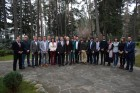 Prime Minister Medvedev meets with winners of 4th Andrei Stenin International Photo Contest