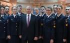 President Putin visits Moscow University of Russia's Interior Ministry