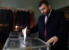 Ukraine DPR Elections