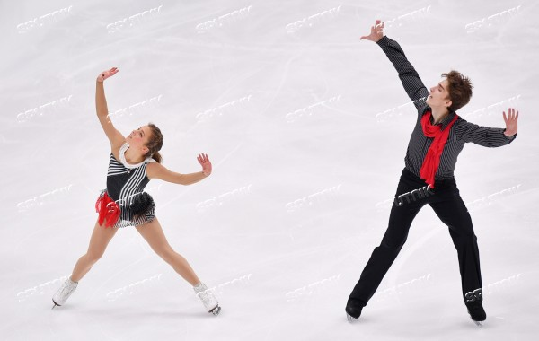 Russia Figure Skating Pairs