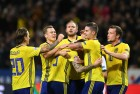 Sweden Soccer Nations League Sweden - Russia