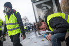 France Fuel Prices Protest