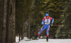 Slovenia Biathlon World Cup Individual Race Men