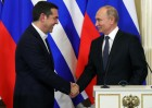 President Vladimir Putin's meeting with Prime Minister of Greece Alexis Tsipras