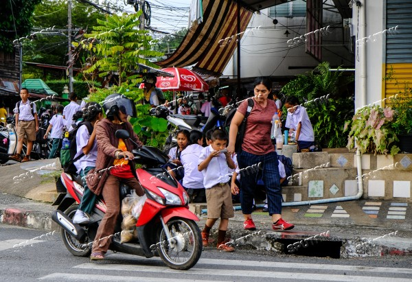 Thailand Daily Life
