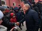 President Putin visits Peter and Paul Fortress