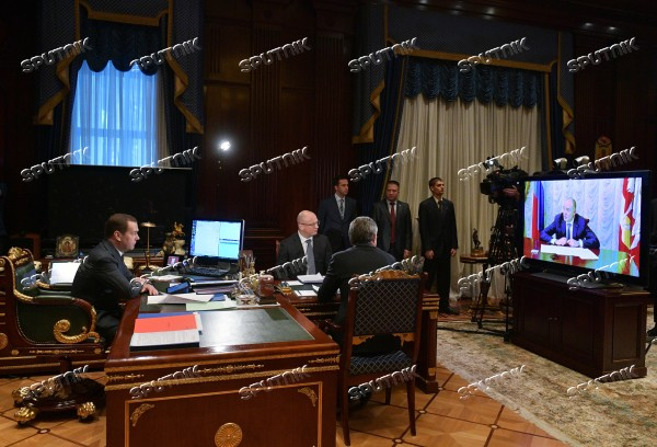 Prime Minister Dmitry Medvedev holds meeting on elimination of gas explosion consequences in Magnitogorsk