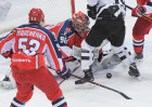 Russia Ice Hockey CSKA - Traktor
