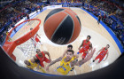 Russia Basketball Euroleague CSKA - Maccabi