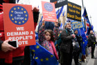 Great Britain Brexit Protests