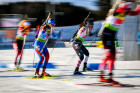 Belarus Biathlon European Championships Single Mixed Relay