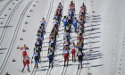 Austria Ski World Championships Skiathlon Women