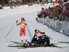 Austria Ski Worlds Relay Women