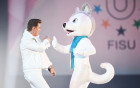 Russia Universiade Opening Ceremony