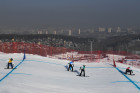 Russia Universiade Snowboard Cross