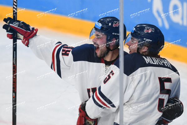 Russia Universiade Ice Hockey Men Russia - US