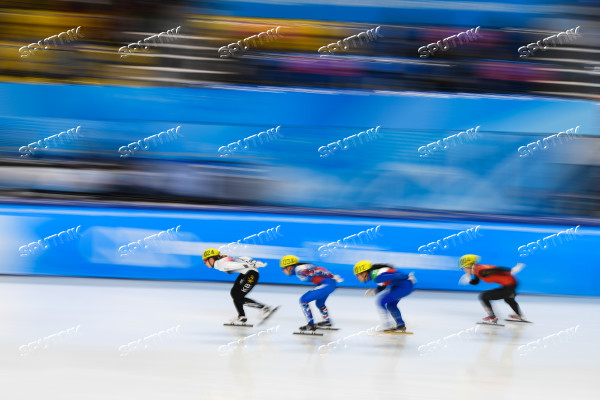 Russia Universiade Short Track Women