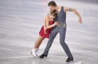 Russia Universiade Figure Skating Pairs