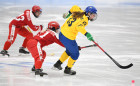 Russia Universiade Bandy Women Sweden - Russia