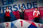 Russia Universiade Snowboard Women