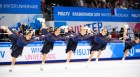 Russia Universiade Synchronized Figure Skating