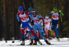Russia Universiade Biathlon Mixed Relay
