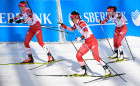 Russia Universiade Cross Country Skiing Ladies