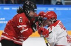 Russia Universiade Ice Hockey Women Russia - Canada