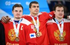 Russia Universiade Ice Hockey Men Medals
