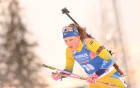 Sweden Biathlon Worlds Individual Competition Women