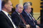 Russia Putin Business Leaders