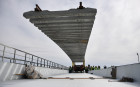 Russia Crimea Bridge Railway