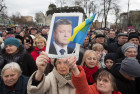 Ukraine Elections Rally